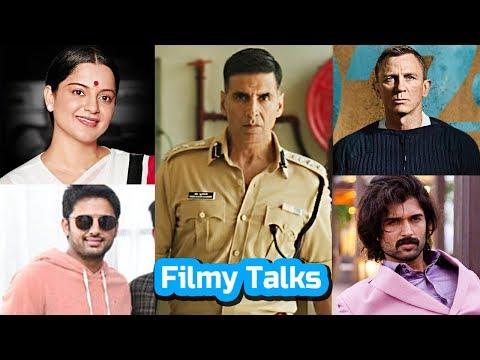 Filmy Talks - Sooryavanshi, No Time To Die, Andhadhun Remake, Thalaivi, Nani 27,  Box Office
