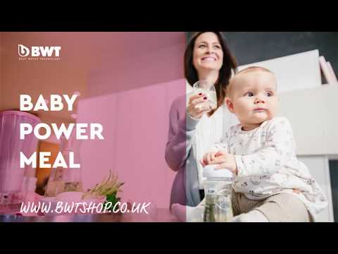 Quick And Easy Recipe For Toddler With BWT  Magnesium Mineralized Water