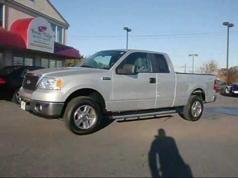 Super Clean 2007 Ford F 150 Extended Cab 4x4 Youtube