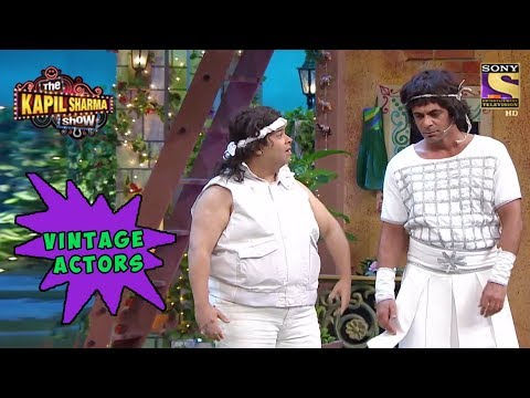 Kiku & Dr. Gulati's Vintage Bollywood Drama - The Kapil Sharma Show