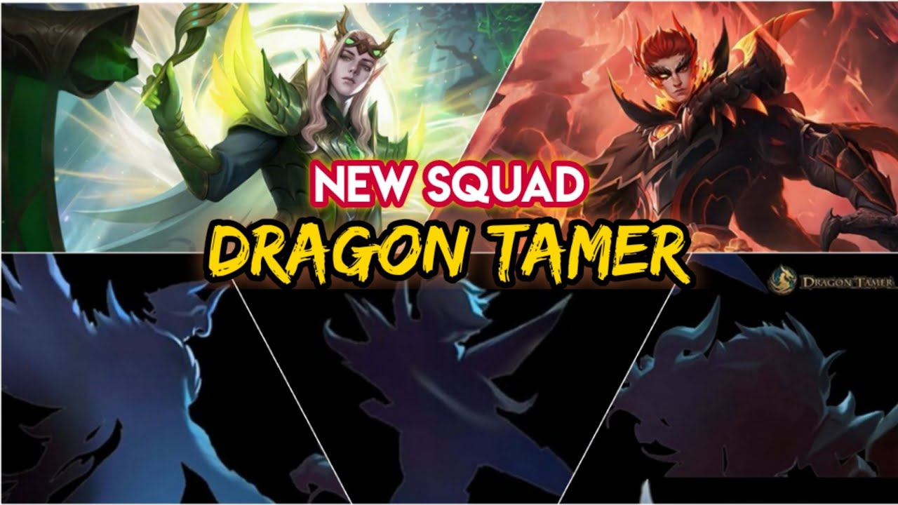 Dragon Tamer New Squad Mobile Legends Cinematic Trailer Youtube Here you can find the best msi dragon wallpapers uploaded by our community. dragon tamer new squad mobile legends cinematic trailer