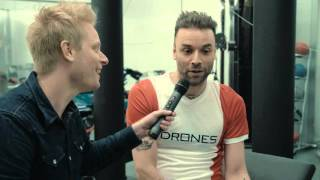 Interview Chris Wolstenholme van Muse (De MUSE Cup)