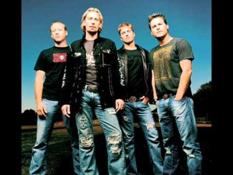 Rockstar Nickelback Sped up