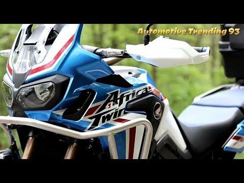 Honda Africa Twin Adventure Sports 2019-2020 New Diesel