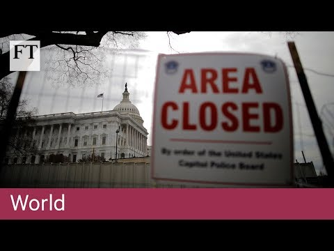 US lawmakers strike deal to reopen government