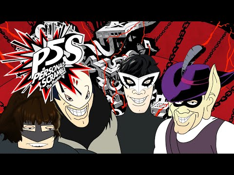 THE PERSONA 5 STRIKERS EXPERIENCE |