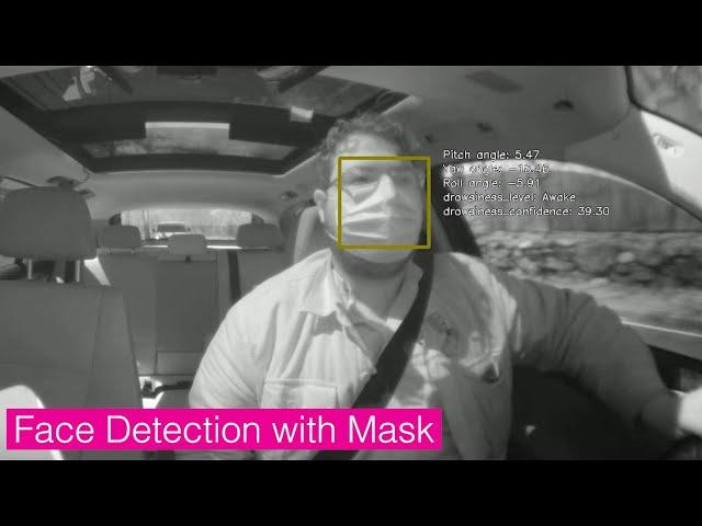 Affectiva Automotive AI: In-Cabin Sensing