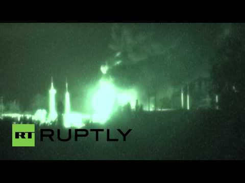 Ukraine: Shelling of power station leaves cities without power