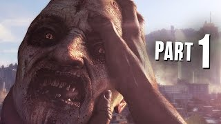 Dying Light Gameplay Walkthrough Part 1 - INTRO - PC GAMEPLAY