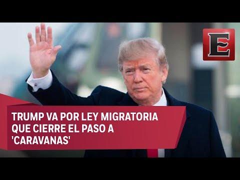 ÚLTIMA HORA: Donald Trump planea militarizar la frontera con México