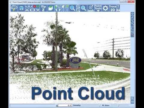 CZ Point Cloud Overview Movie