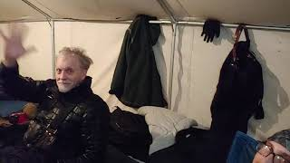 Winter Camping 2020. Wę Had to Leave Early!