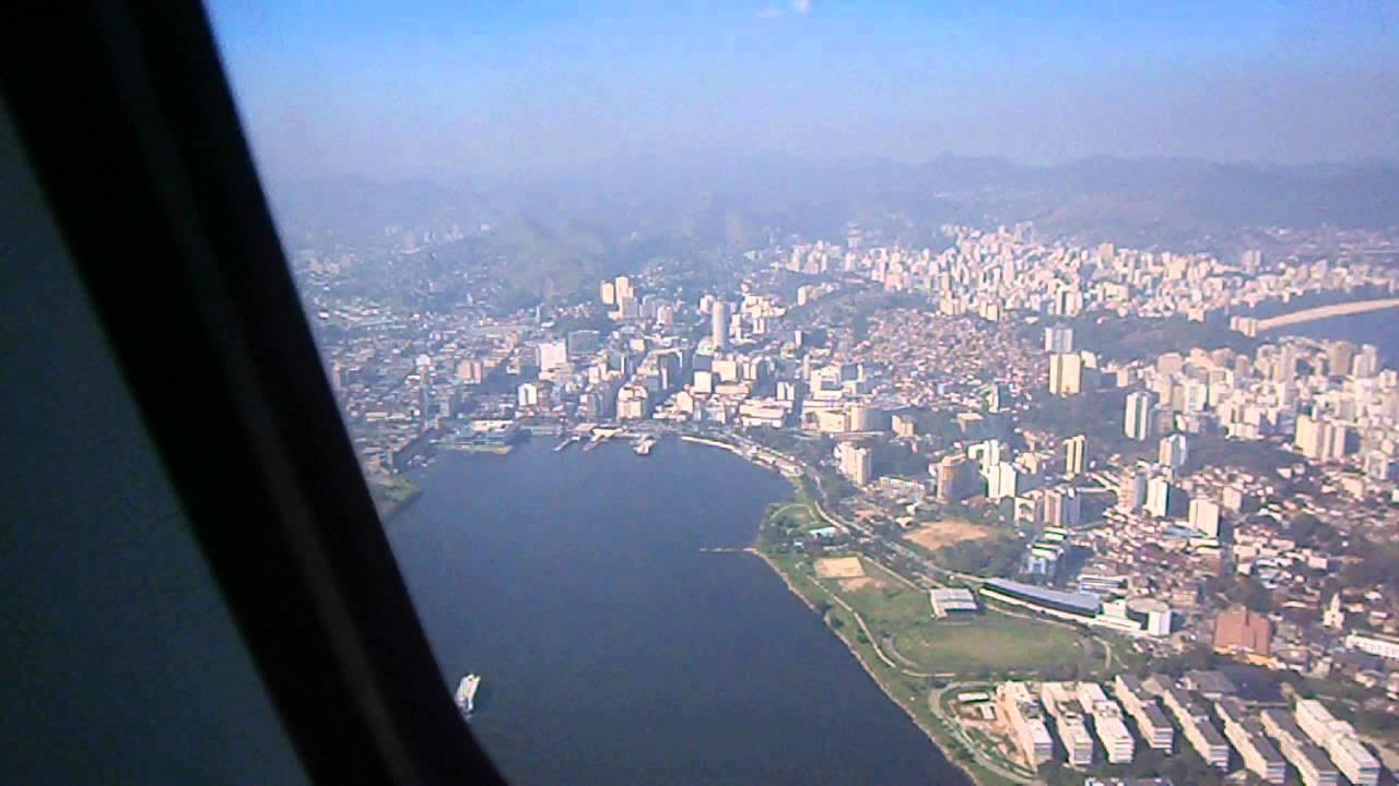 Aeroporto Santos Dumont : Voo chegando no aeroporto santos dumont rio sdu youtube
