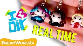 Ever After High REAL TIME with Puddingfishcakes | I ♥ DIY