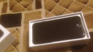 Распаковка iPhone из Rubin