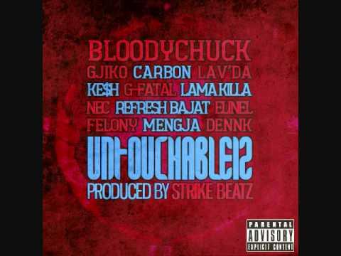 BloodyChuck - Untouchable 12 (co-starring VA) [Prod. By Strike Beatz]