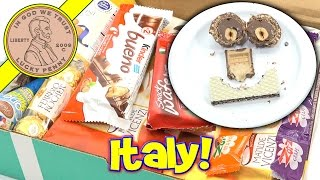 Try Treats Italian Candy & Snack Monthly Subscription Box