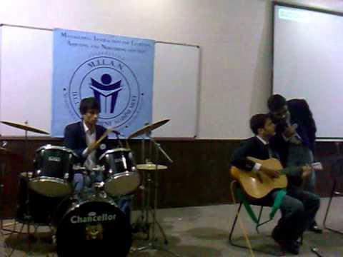 MILAN in Dayalbagh Educational Institute