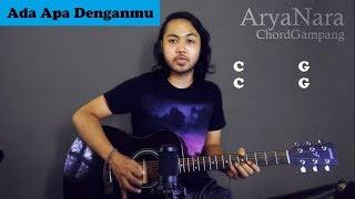 Chord Gampang (Ada Apa Denganmu - Peterpan) by Arya Nara (Tutorial Gitar) Untuk Pemula
