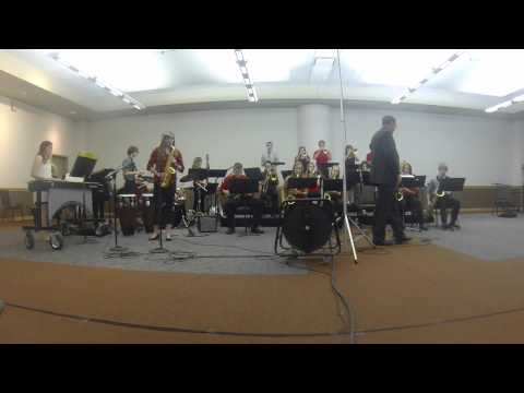 Treynor High School Jazz Band IJC 2015