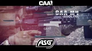 "NEW CAA Proline M4 14.5"" video by Elite Airsoft Media"