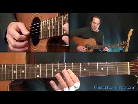 Brown Eyed Girl Guitar Lesson - Van Morrison
