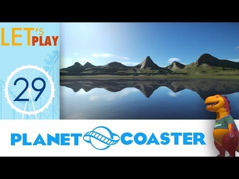 [FR] Planet Coaster Ep. 29 - Terraforming Pirate