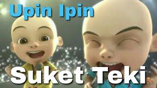 "Lagu ""SUKET TEKI"" - Nella kHarisma || Unofficial music video versi Upin Ipin Parody Lucu Banget"