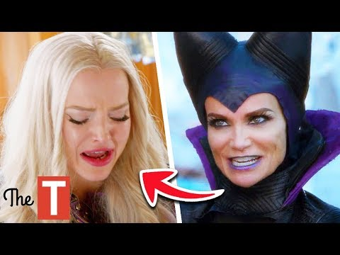 Descendants 3: Why The Villain Kids Only Have One Parent
