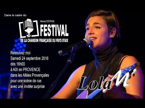 lola m panam festival chanson française