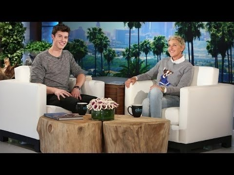Shawn Mendes Talks Tattoos, Touring, and Making...
