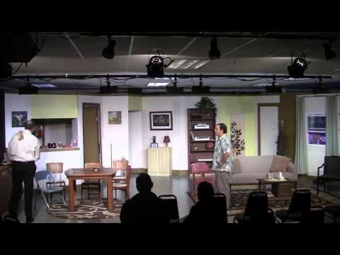 Brewster Theater Company Odd Couple (Male)Part3