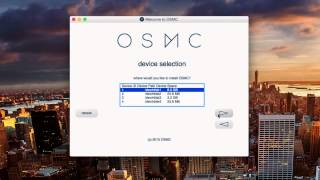 How to install OSMC on your Raspberry Pi,2,+, KODI,RASPBMC