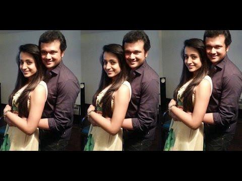 Trisha and Varun Manian Engagement Happened?