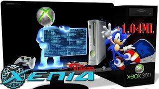 XENIA 1.04ML [Xbox 360] - Review [Performance Upgrade] Vulkan api #1
