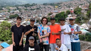 """Entré a SILOÉ: El barrio """"más peligroso"""" de Colombia 🇨🇴"""