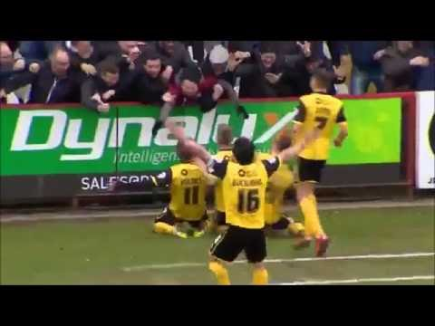 all 94 goals from NTFC 2015/16 campaign