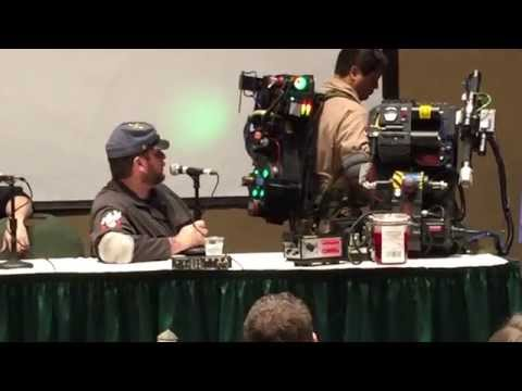 Georgia Ghostbusters AthCon Panel -- Prop Making