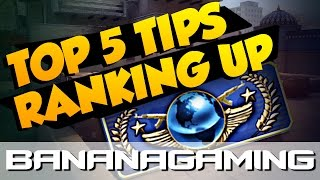 CS:GO - 5 Tips For Ranking Up in Matchmaking