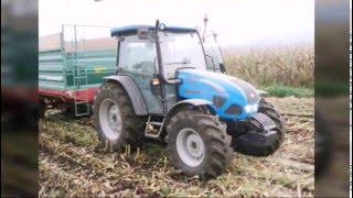Akcja Polowa I Ciągniki Rolnicze LANDINI
