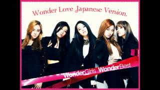 Wonder Girls - Wonder Love(Japanese ver.)