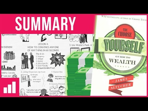 The Choose Yourself Guide to Wealth by James Altucher ► Animated Book Summary