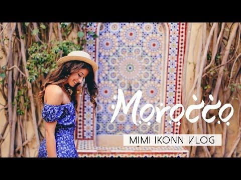 Lost in Morocco | Mimi Ikonn Vlog