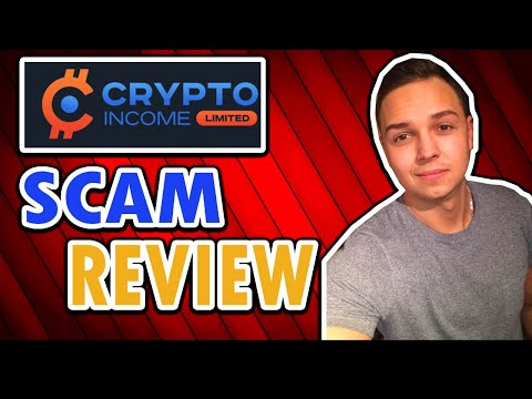 Crypto Income - A High Yield Investment Program (REVIEW) 😷