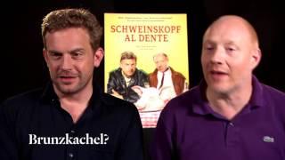 Schweinskopf al dente » Sebastian Bezzel & Simon Schwarz im Bayrisch-Quiz | Stylight