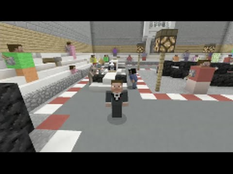 Minecraft Xbox Hide And Seek Race Track