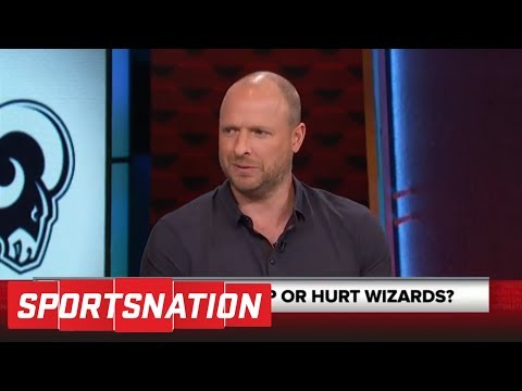 Ryen Russillo: Dwight Howard fits on Wizards because they're both 'delusional'  SportsNation  ESPN