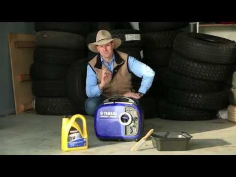 Pat Callinan's top 5 checks for maintaining your Yamaha generator