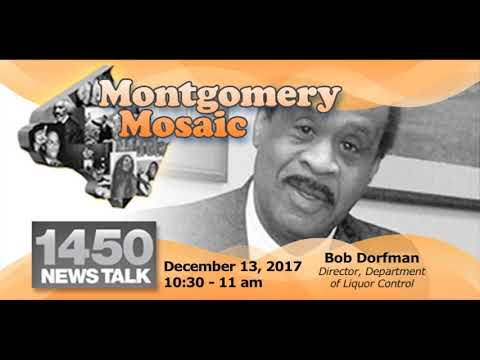 December 13, 2017 Montgomery Mosaic Radio Show
