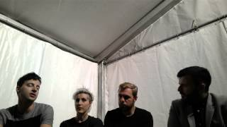 Interview with Vaults at Soundrive 2015